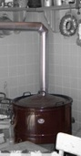 Ein großer Kochtopf für das Latwäije Kochen