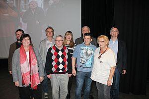 Vorstand des Vereins Heimatmuseum Griesheim e.V. seit März 2017