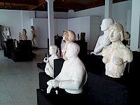 Bild von Thomas Beckers Skulpturen